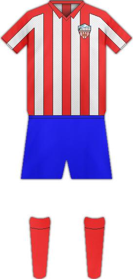 Camiseta ATLETICO MONZON
