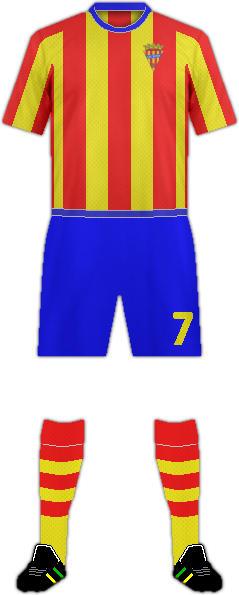 Camiseta C.D. FLETA