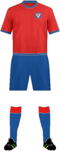 Camiseta F.C. LALUEZA