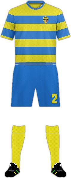 Camiseta LOS BANCOS F.C.
