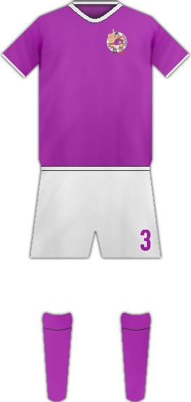 Camiseta LOS SUAVES F.C.F.C.F