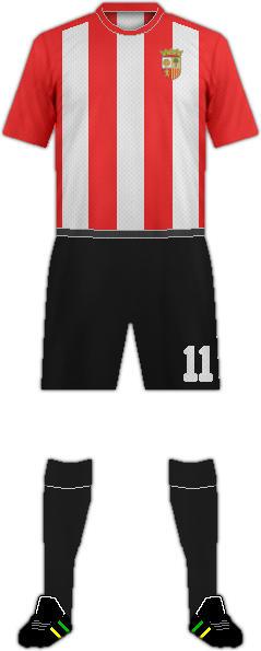 Camiseta NUEZ DE EBRO C.D.