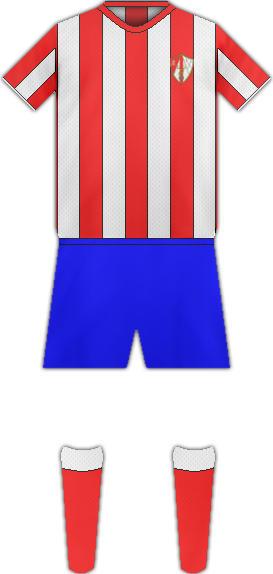 Camiseta U.D. BARBASTRO
