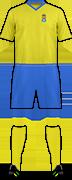 Camiseta A.D. ALMUDEVAR