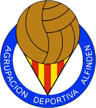 Escudo de A.D. ALFINDEN (ARAGÓN)