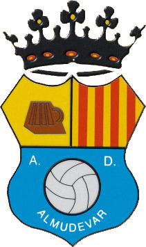 Escudo de A.D. ALMUDEVAR (ARAGÓN)