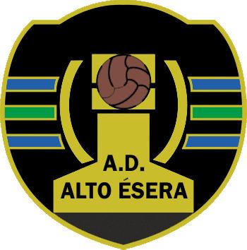 Escudo de A.D. ALTO ÉSERA (ARAGÓN)
