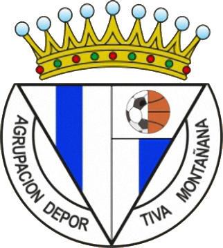 Escudo de A.D. MONTAÑANA (ARAGÓN)