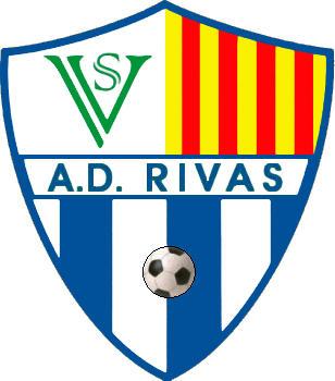 Escudo de A.D. RIVAS (ARAGÓN)