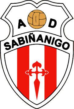 Escudo de A.D. SABIÑANIGO (ARAGÓN)