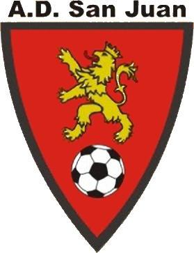 Escudo de A.D. SAN JUAN (ARAGÓN)