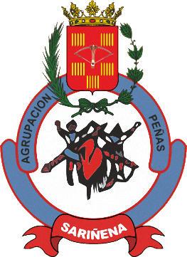 Escudo de AGRUPACIÓN PEÑAS SARIÑENA (ARAGÓN)