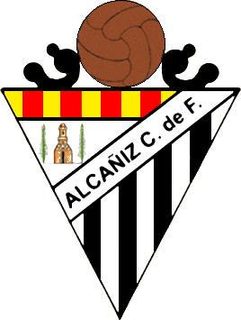 Escudo de ALCAÑIZ CF (ARAGÓN)