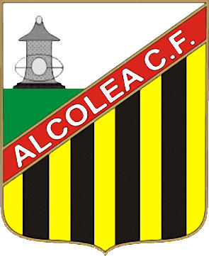 Escudo de ALCOLEA C.F. (ARAGÃO)