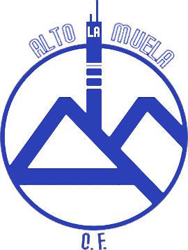 Escudo de ALTO LA MUELA C.F. (ARAGÓN)