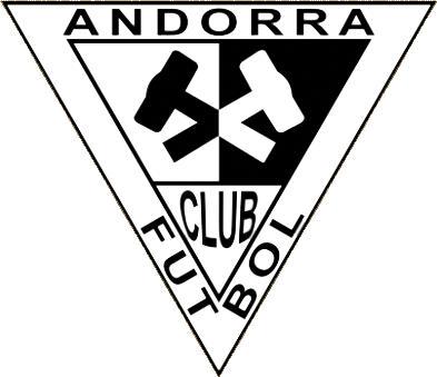 Escudo de ANDORRA C.F. (ARAGÃO)