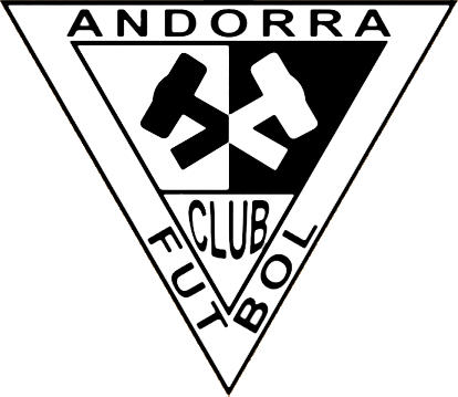 Escudo de ANDORRA CF (ARAGÓN)