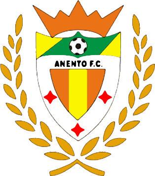 Escudo de ANENTO F.C. (ARAGÓN)
