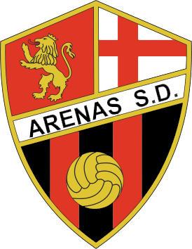 Escudo de ARENAS S.D. (ARAGÓN)