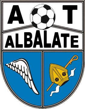 Escudo de ATLÉTICO ALBALATE (ARAGÓN)