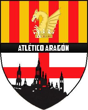 Escudo de ATLÉTICO ARAGÓN-2 (ARAGÓN)
