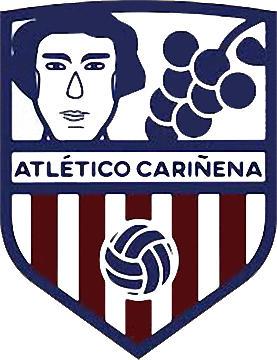 Escudo de ATLÉTICO CARIÑENA (ARAGÓN)