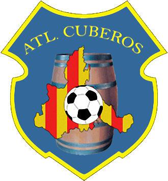 Escudo de ATLÉTICO CUBEROS (ARAGÓN)