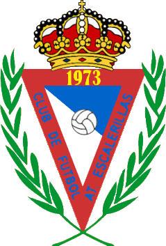 Escudo de ATLÉTICO ESCALERILLAS C.F. (ARAGÓN)