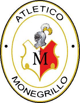 Escudo de ATLÉTICO MONEGRILLO (ARAGÓN)