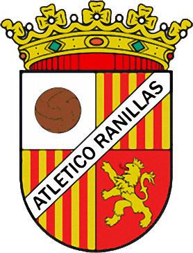 Escudo de ATLÉTICO RANILLAS (ARAGÓN)