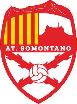 Escudo de ATLÉTICO SOMONTANO (ARAGÓN)