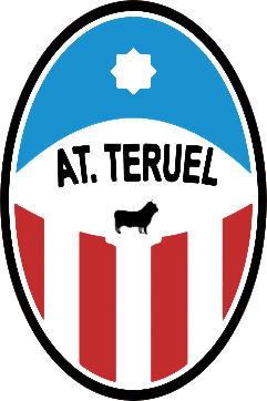 Escudo de ATLÉTICO TERUEL C.F. (ARAGÓN)