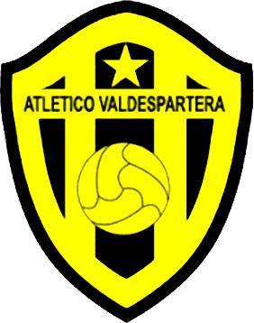 Escudo de ATLÉTICO VALDESPARTERA (ARAGÃO)