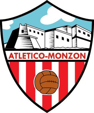 Escudo de ATLETICO MONZON  (ARAGÃO)