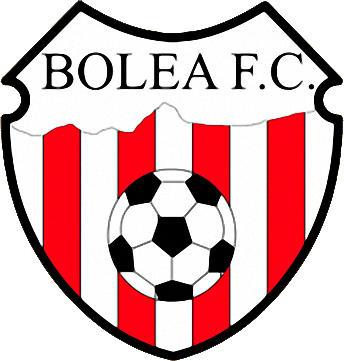 Escudo de BOLEA F.C. (ARAGÃO)