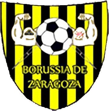 Escudo de BORUSSIA DE ZARAGOZA (ARAGÓN)