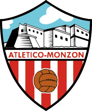Escudo de C. ATLÉTICO MONZÓN (ARAGÓN)