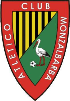Escudo de C. ATLÉTICO MONZALBARBA (ARAGÃO)