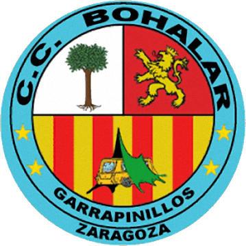 Escudo de C. CAMPING BOHALAR (ARAGÃO)
