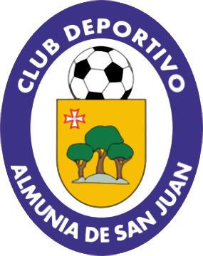 Escudo de C.D. ALMUNIA DE SAN JUAN (ARAGÃO)