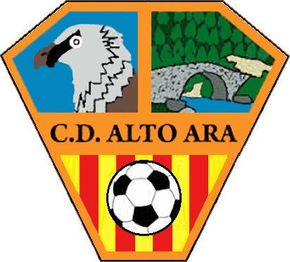 Escudo de C.D. ALTO ARA (ARAGÓN)