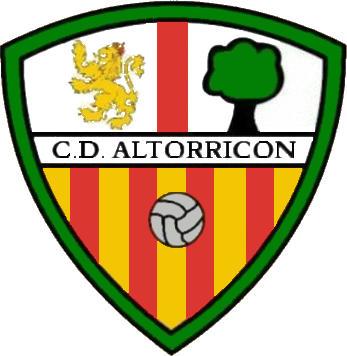 Escudo de C.D. ALTORRICON (ARAGÓN)