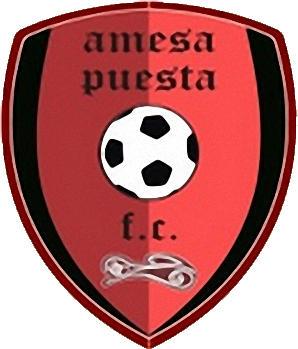 Escudo de C.D. AMESA PUESTA (ARAGÓN)