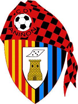 Escudo de C.D. ANIÑÓN (ARAGÓN)