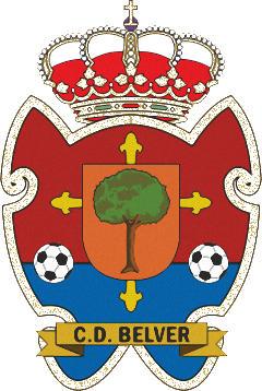 Escudo de C.D. BELVER (ARAGÃO)