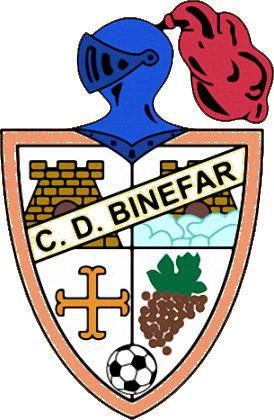 Escudo de C.D. BINEFAR  (ARAGÓN)