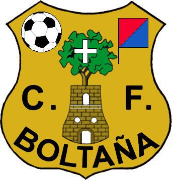 Escudo de C.D. BOLTAÑA (ARAGÃO)