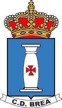 Escudo de C.D. BREA (ARAGÓN)