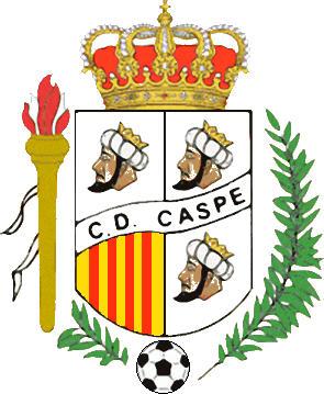 Escudo de C.D. CASPE (ARAGÓN)
