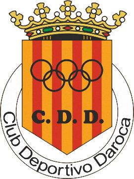 Escudo de C.D. DAROCA (ARAGÃO)